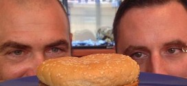 20 Year Old Burger? Men lay claim to world's oldest burger