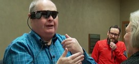 Blind Man Sees Wife for 1st time in 10 years (Video)
