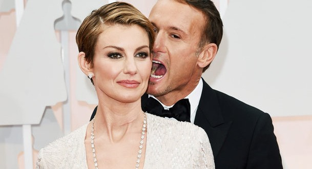 Faith Hill Debuts New Pixie Cut (Video)