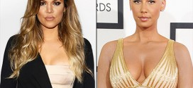Khloe Kardashian, Amber Rose Feud : Report
