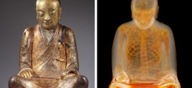 Mummy Found Inside Buddha Statue (Video)