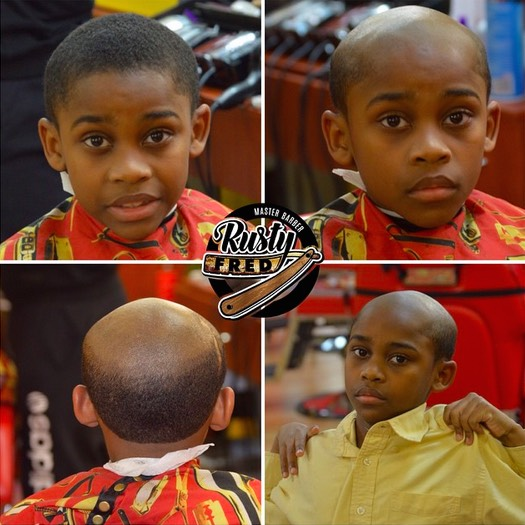 Punishment Haircuts For Bad Grades