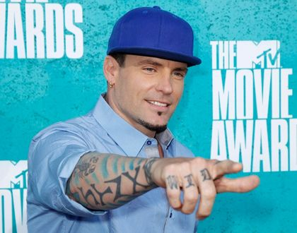 """Vanilla Ice in trouble after arrest : """"It's a Mess; I'm Dealing With It"""""""