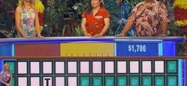 'Wheel of Fortune' contestant solves puzzle with just one letter (Video)