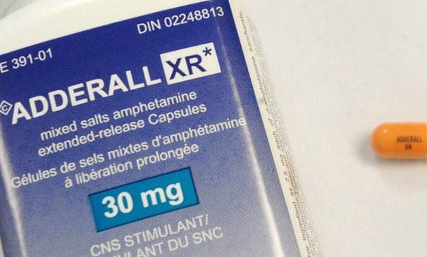 adderall uses treating depression