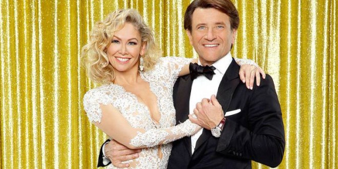 dwts pros dating partners Kym johnson performed on several seasons of dancing with the stars until she fell in love with partner and began dating shark tank millionaire robert herjavec.
