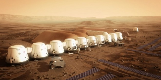 Mars One CEO Bas Lansdorp responds to criticism of the spacefaring project