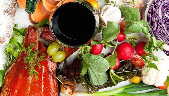 Mediterranean diet has low carbon footprint, new study says