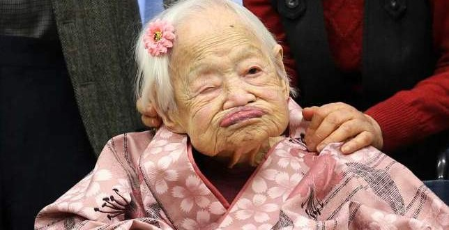 Misao Okawa : World's oldest person turns 117