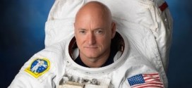 NASA astronaut Scott Kelly plans to spend one year in space