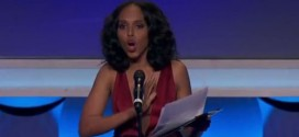 Scandal Star Fiery Speech : Kerry Washington Delivers Powerful GLAAD Awards Speech