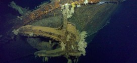 World War II Battleship Found : Microsoft co-founder finds sunken Japan WWII warship