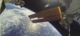 Astronaut films spacewalk using GoPro camera (Video)