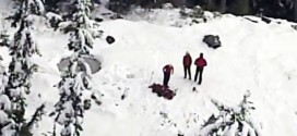 Bodies of two pilots found after plane crashes near Vancouver (Video)