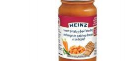 Heinz Canada recalls baby food over possible spoilage, Report