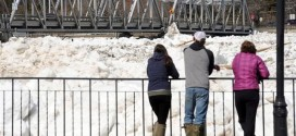 Ice jam prompts evacuations in Perth-Andover, Report