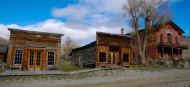 Montana Gold Ghost Town : US Federal government searches for volunteers to work at abandoned gold mining outpost with a creepy past