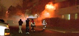 Residents rescued from three-alarm apartment fire in North York