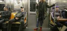"""Arrested For """"Manspreading""""? NYC Subway Manspreaders Profiled And Arrested"""