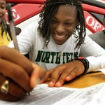 Eboniey Jeter : North Texas star forward from Heights found dead in dorm