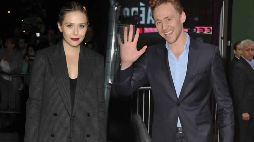 are elizabeth olsen and tom hiddleston dating