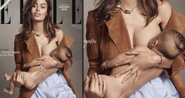 Congratulate, magnificent controversial photos breast feeding age something