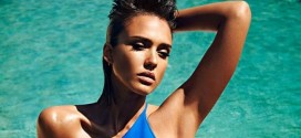 Jessica Alba : Actress Displays Her Flawless Bikini Body for 'Shape'