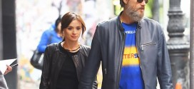 Jim Carrey, Cathriona White Spotted Hand In Hand : Actor reconciles with Irish ex?