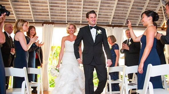 Linzie Janis Married : ABC's Linzie and John Ferracane Wed in Jamaica