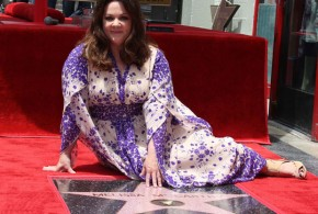Melissa McCarthy Weight Loss : Actress Dazzles at Walk of Fame Ceremony