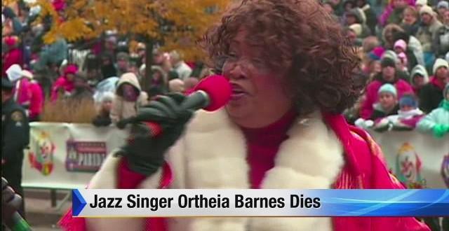... Barnes : Detroit R&B-Jazz Singer dies at age 70 - News of the World