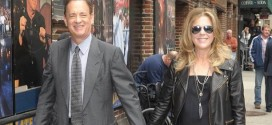 Rita Wilson : Actress beams after it's revealed she's cancer free