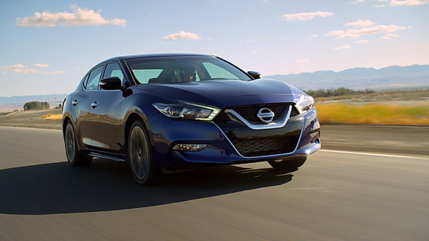 2016 nissan maxima platinum first look video picture. Black Bedroom Furniture Sets. Home Design Ideas