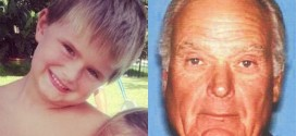 6-Year-Old Andrew McComb and Ralph Hugh Carey : Two more victims of flooding found in Texas