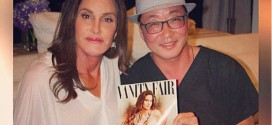 Caitlyn Jenner poses with her Doctor (Photo)