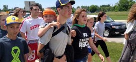 Hunter Gandee : Teen walking 57-miles with brother on back (Video)