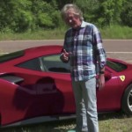 James May Reviews the Ferrari 488 GTB (Video)