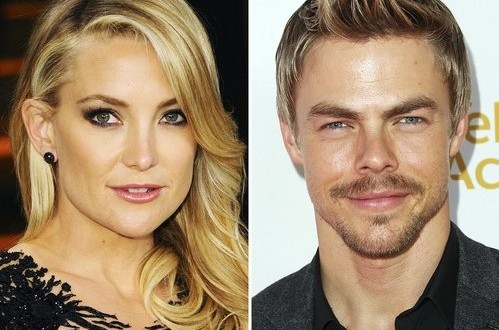 Kate Hudson And Derek Hough 'sizzle in' romance again : Details!