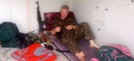 Michael Enright : Pirates Of The Caribbean Actor Joins Kurds in Fight Against ISIS in Syria