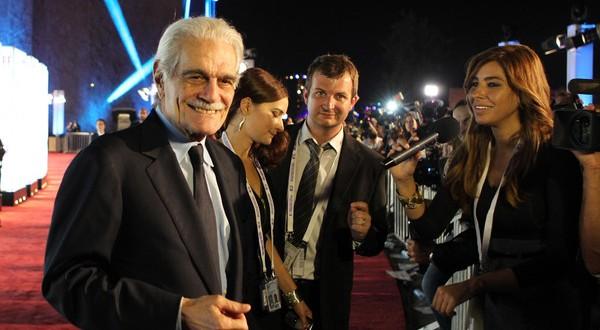 Actor Omar Sharif Dies aged 83