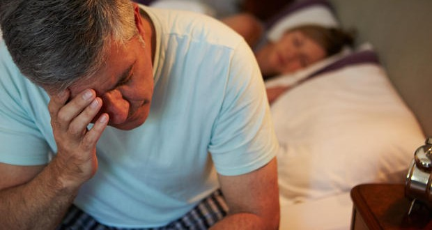 Alzheimer's disease linked to sleep problems 'New Research'