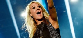 Carrie Underwood Locked Out Of Car, Singer Breaks Window To Get Son Out 'Report'