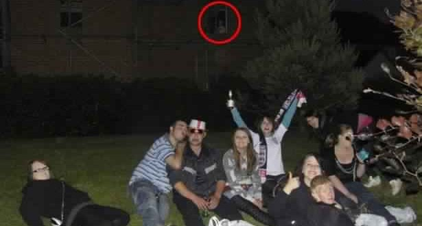 'Ghost Woman and Her Baby' : Ghostly figure seen in photo is scaring social media users 'Photo'