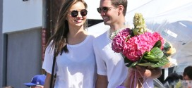 Miranda Kerr, Evan Spiegel : Model loved up with Snapchat founder 'Photo'