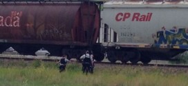 Young woman dead after being hit by train in Cochrane