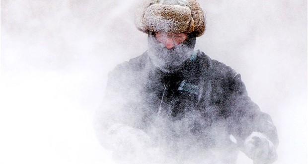 Cold weather associated with higher risk of severe heart attack, Winnipeg study