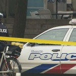 Two shot near Queen's Quay and Bathurst