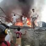 Yemen air strike kills 36 in Hajjah province, officials say