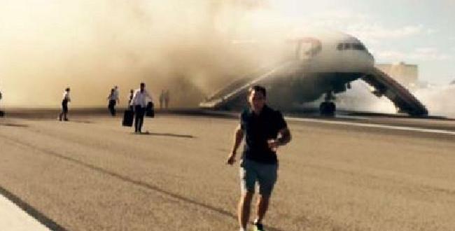 """Chris Henkey: Pilot Of Burning British Airways Jet Says """"I'm Finished Flying"""""""