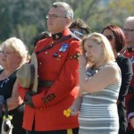 Const. Daniel Woodall, Const. David Wynn honoured during annual ceremony
